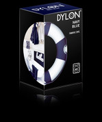 Dylon Machine Fabric Dye - 350gsm + Salt - Navy Blue