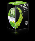 Dylon Machine Fabric Dye - 350gsm + Salt - Tropical Green
