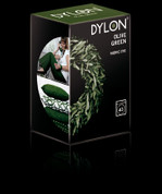 Dylon Machine Fabric Dye - 350gsm + Salt - Olive Green