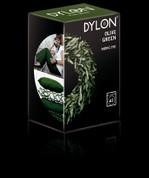 Dylon Machine Fabric Dye - 350gsm + Salt - Olive Green