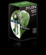 Dylon Machine Fabric Dye - 350gsm + Salt - Amazon Green