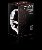 Dylon Machine Fabric Dye - 350gsm + Salt - Woodland Brown
