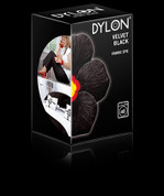 Dylon Machine Fabric Dye - 350gsm + Salt - Velvet Black