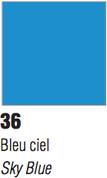 Pebeo Vitrail Transparent - Sky Blue 45ml