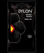 Dylon Hand Dye - 50gsm - Velvet Black