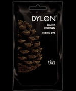 Dylon Hand Dye - 50gsm - Dark Brown