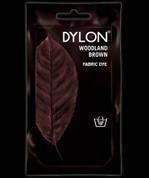 Dylon Hand Dye - 50gsm - Woodland Brown