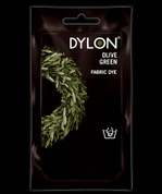 Dylon Hand Dye - 50gsm - Olive Green
