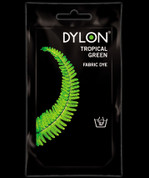 Dylon Hand Dye - 50gsm - Tropical Green