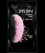 Dylon Hand Dye - 50gsm - Powder Pink
