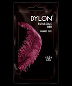 Dylon Hand Dye - 50gsm - Burlesque Red