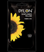 Dylon Hand Dye - 50gsm - Sunflower Yellow