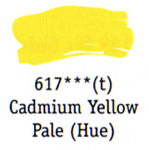 Daler Rowney Georgian Oil - Cadmium Yellow Pale Hue