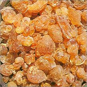 Atlantis - Gum Arabic Crystals