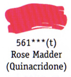 Daler Rowney Georgian Oil - Rose Madder Quinacridone