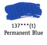 Daler Rowney Georgian Oil - Permanent Blue