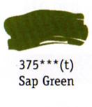 Daler Rowney Georgian Oil - Sap Green