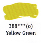 Daler Rowney Georgian Oil - Yellow Green