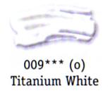 Daler Rowney Georgian Oil - Titanium White