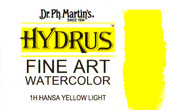 Dr. Ph. Martin's Hydrus Watercolour Ink - 1H Hansa Yellow Light
