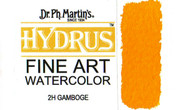 Dr. Ph. Martin's Hydrus Watercolour Ink - 2H Gamboge