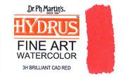 Dr. Ph. Martin's Hydrus Watercolour Ink - 3H Brilliant Cadmium Red