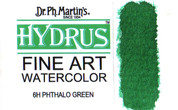 Dr. Ph. Martin's Hydrus Watercolour Ink - 6H Phthalo Green