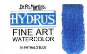 Dr. Ph. Martin's Hydrus Watercolour Ink - 7H Phthalo Blue