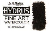 Dr. Ph. Martin's Hydrus Watercolour Ink - 11H Carbon Black