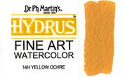 Dr. Ph. Martin's Hydrus Watercolour Ink - 14H Yellow Ochre