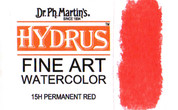 Dr. Ph. Martin's Hydrus Watercolour Ink - 15H Permanent Red