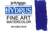 Dr. Ph. Martin's Hydrus Watercolour Ink - 16H Cobalt Blue