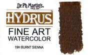 Dr. Ph. Martin's Hydrus Watercolour Ink - 19H Burnt Sienna