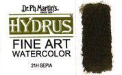 Dr. Ph. Martin's Hydrus Watercolour Ink - 21H Sepia