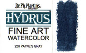 Dr. Ph. Martin's Hydrus Watercolour Ink - 22H Payne's Gray