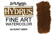 Dr. Ph. Martin's Hydrus Watercolour Ink - 24H Burnt Umber