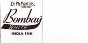 Dr. Ph. Martin's Bombay India Ink - White 30ml