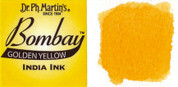 Dr. Ph. Martin's Bombay India Ink - Golden  Yellow 30ml