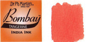 Dr. Ph. Martin's Bombay India Ink - Tangerine 30ml