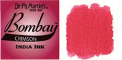 Dr. Ph. Martin's Bombay India Ink - Crimson 30ml