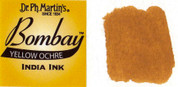 Dr. Ph. Martin's Bombay India Ink - Yellow Ochre 30ml