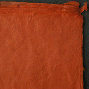 Khadi - Coloured Lokta Paper  30gsm - Coral