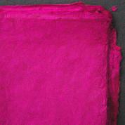 Khadi - Coloured Lokta Paper  30gsm - Fuchsia