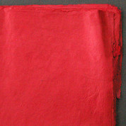 Khadi - Coloured Lokta Paper  30gsm - Rose