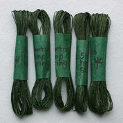 Khadi - Coloured Hemp String 5M - Green