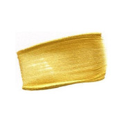 Golden Heavy Body Acrylic - Iridescent Bright Gold Fine S7