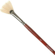 Daler Rowney - Georgian - G84 Hog Brush - Fan
