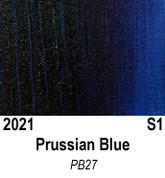 Atlantis Artist Oils - Prussian Blue S1