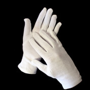 Cotton Researcher Gloves (1 Pair)