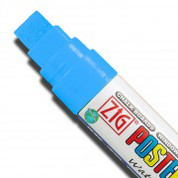 ZIG Posterman Large - Light Blue